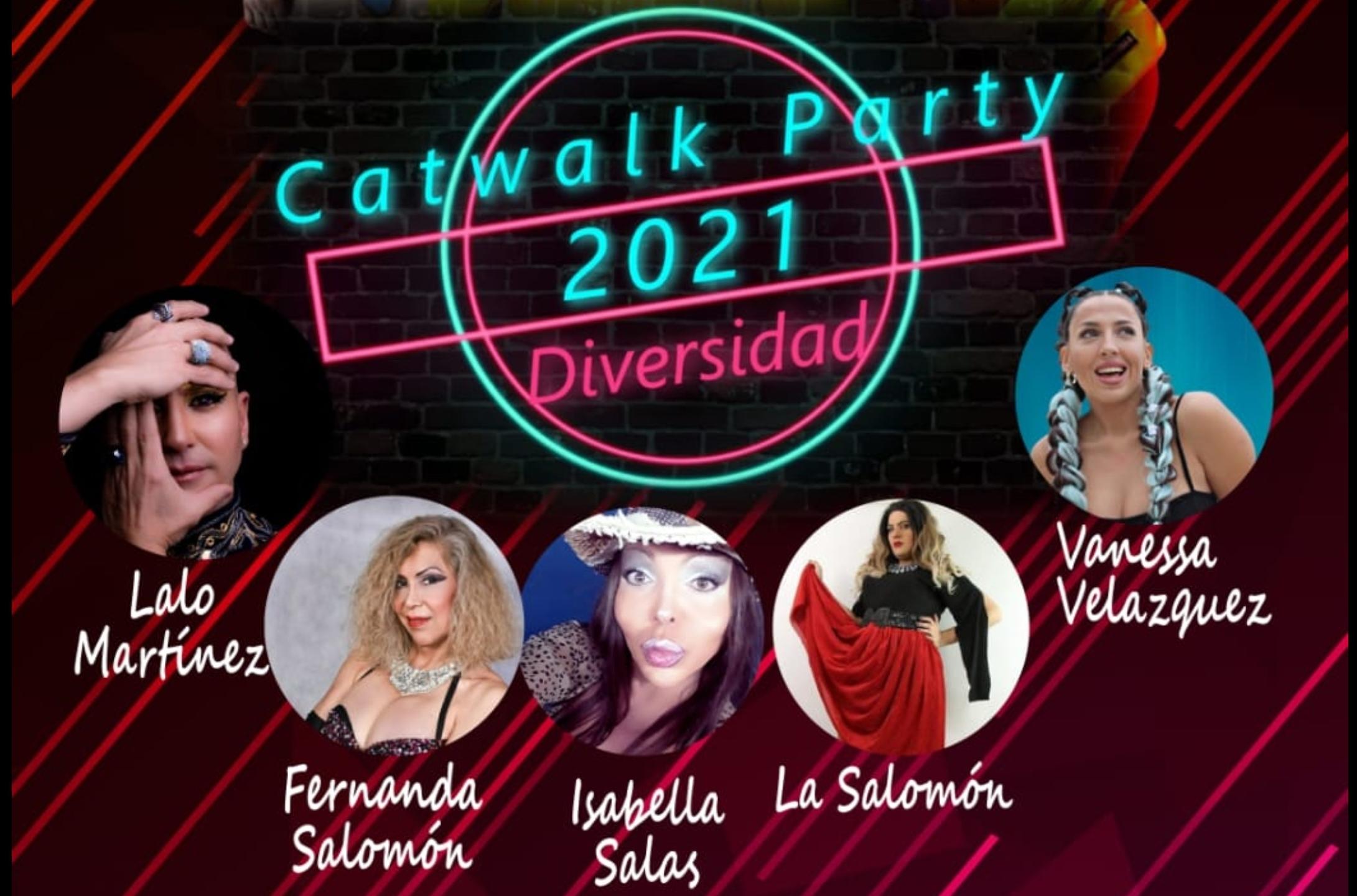 Catwalk Party Diversidad 2021