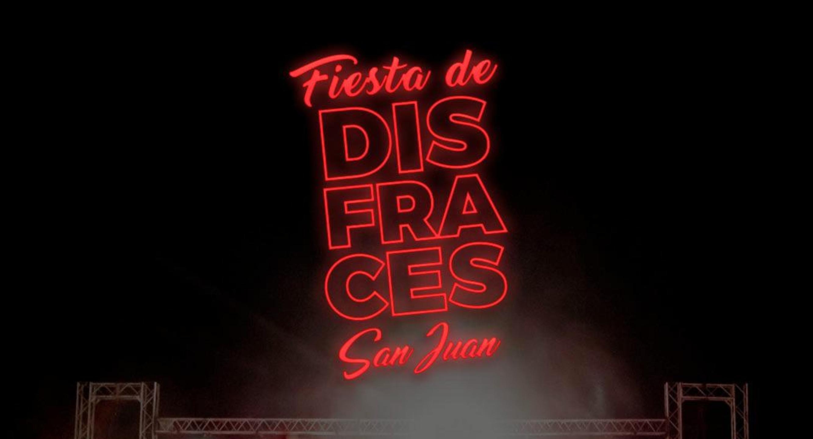 Fiesta de Disfraces (San Juan)